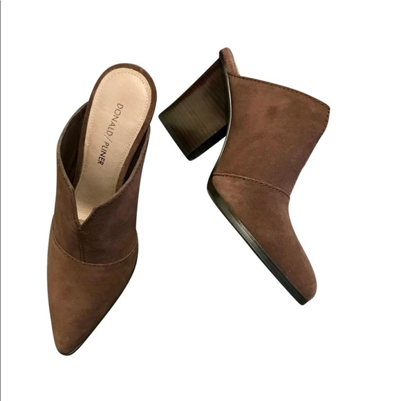 best wholesale cheap online Couture Donald J Pliner Mia Square-Toe Mules cheap shopping online pre order sale online manchester great sale for sale gMYYY